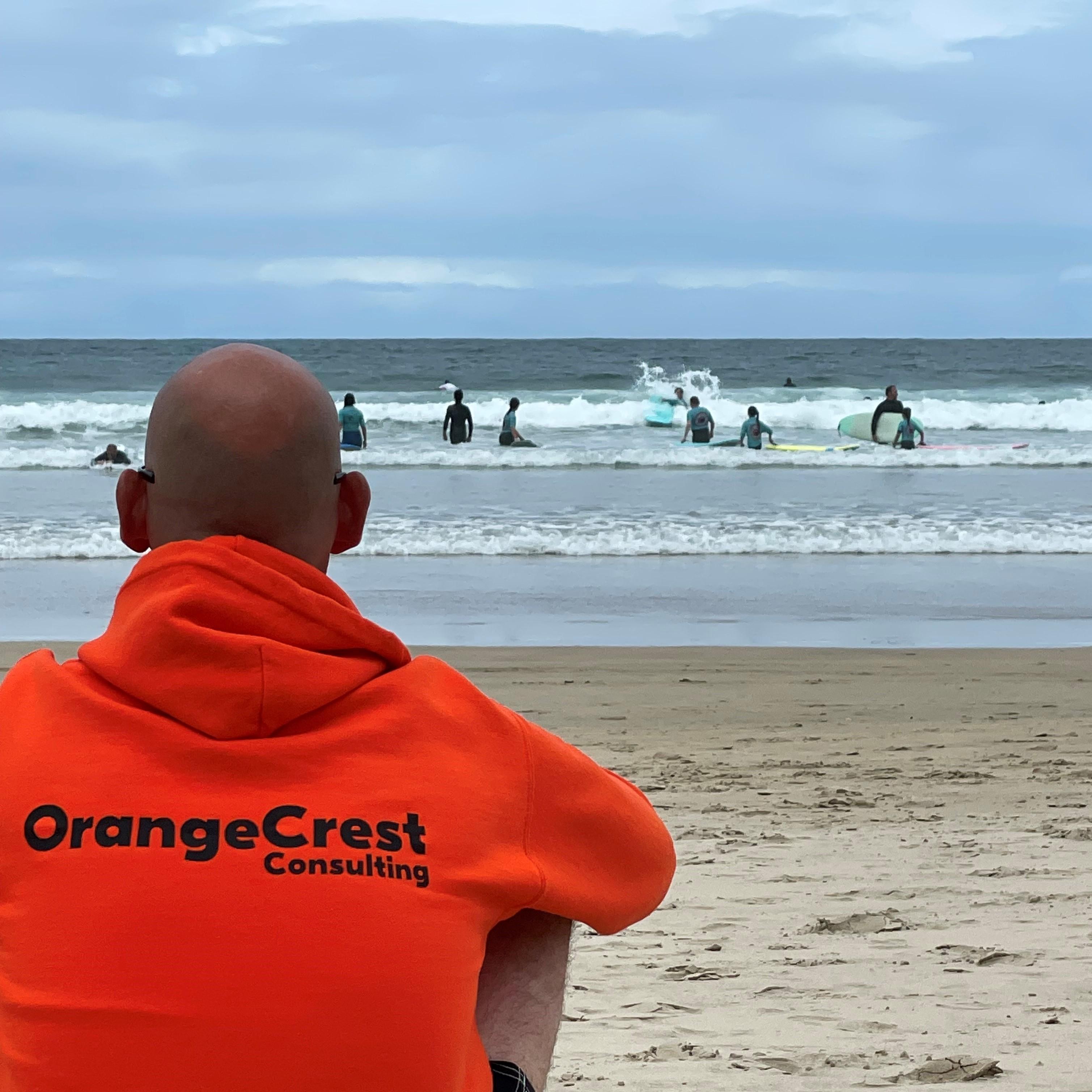Daarom past surfen zo goed bij OrangeCrest!