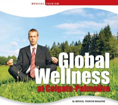 Global Wellness at Colgate-Palmolive