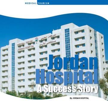 Jordan Hospital A Success Story