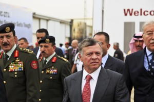His Majesty King Abdullah_MTA