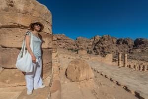 jordan tourists