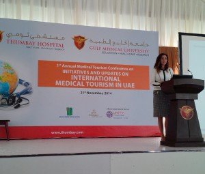 Renee-Marie Stepahno_Medical Tourism Association_Dubai