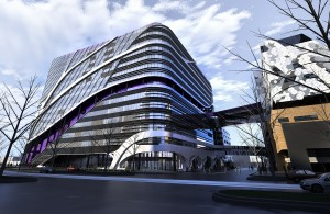 The linchpin behind the push to attract medical tourism patients is a new $1 billion the Victorian Comprehensive Cancer Centre.