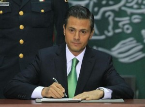 President Enrique Pe�a Nieto has been busy opening up Mexican industries once dominated by state-owned monopolies.