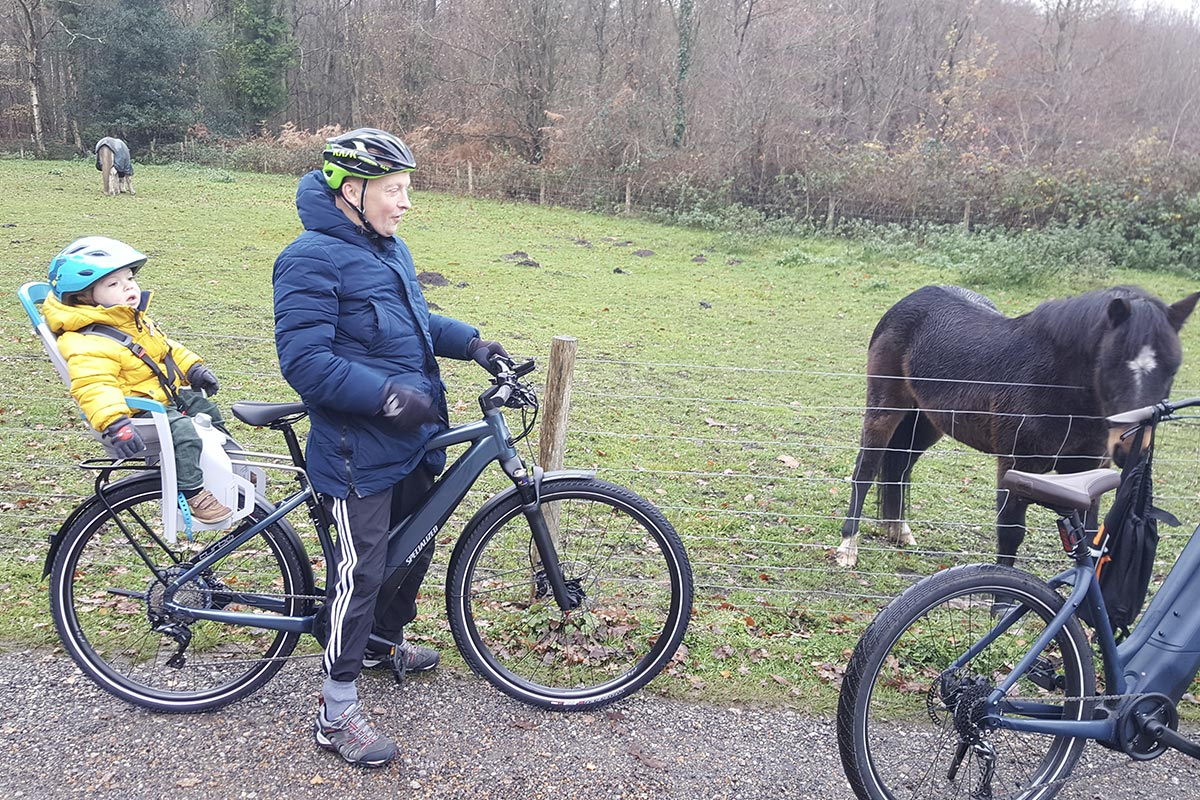How the e-bike is taking Tunbridge Wells by storm