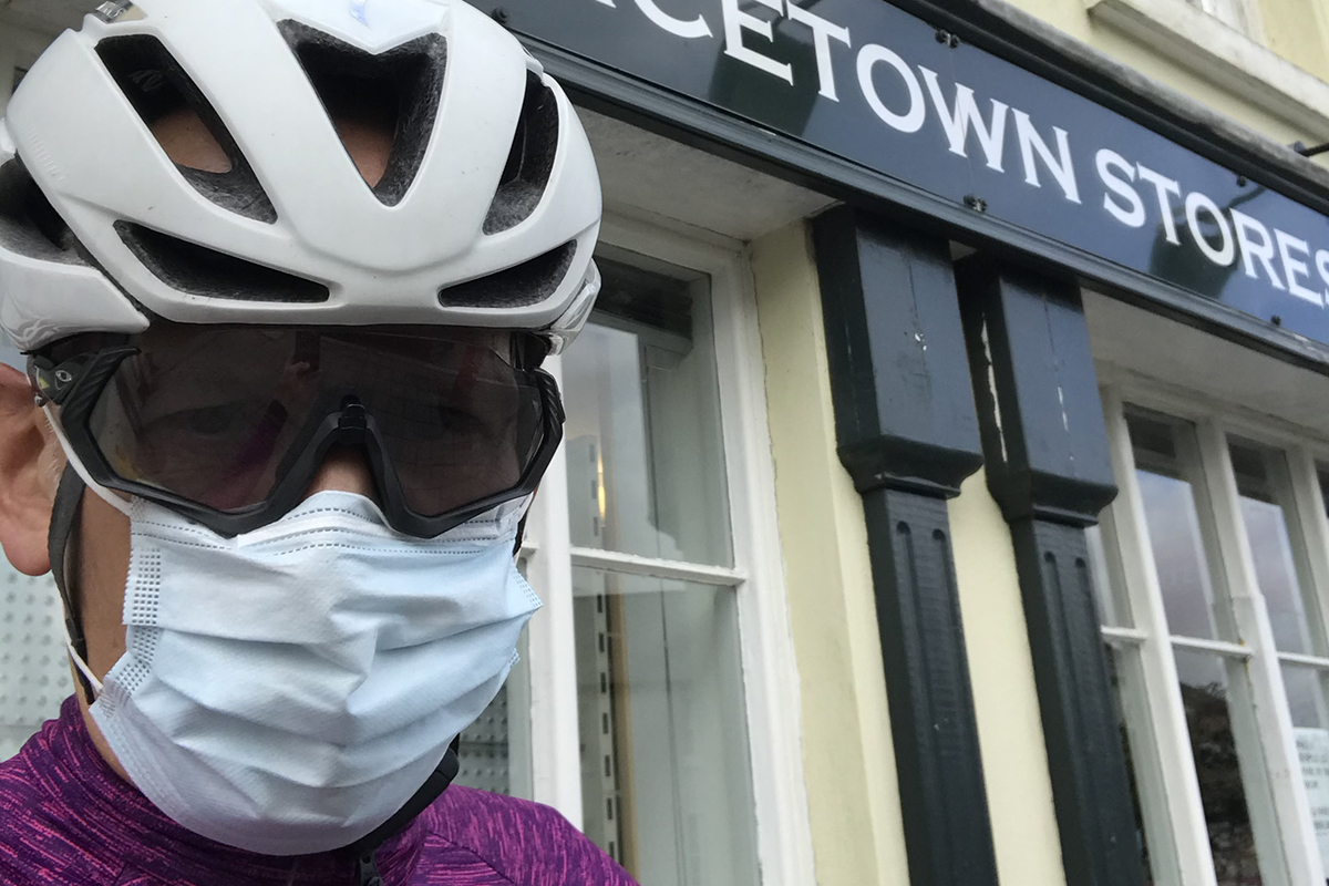 Lockdown lowdown - guidance from British Cycling