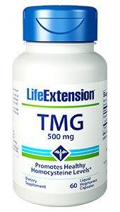 500 mg, 60 capsule TMG by LifeExtension