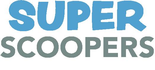 Super Scoopers Logo