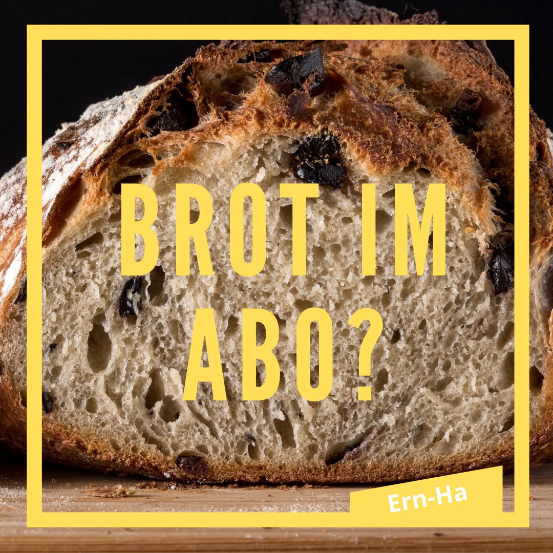 Brot im Abo?!