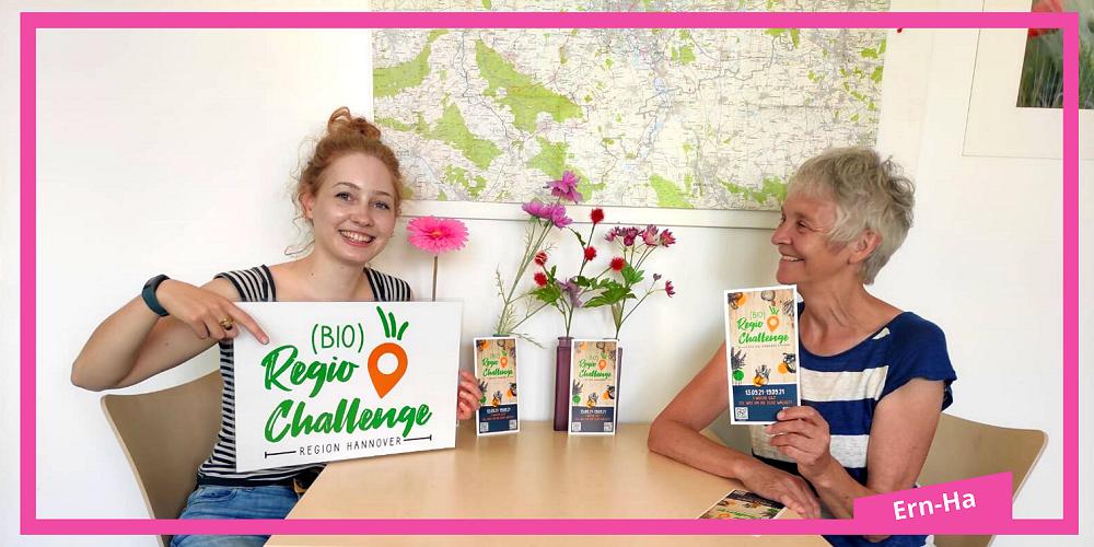 Step by Step zur (Bio-)Regio-Challenge!