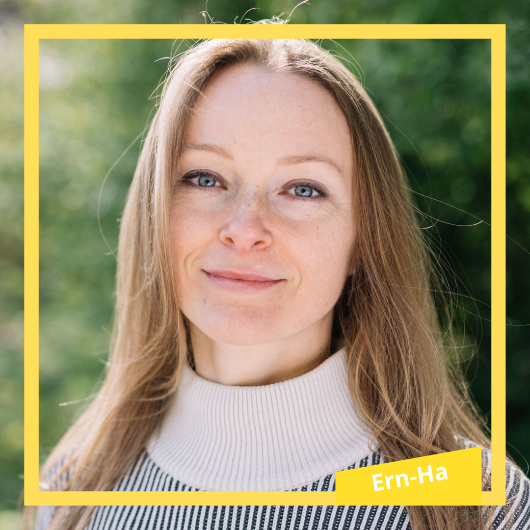 Ein neues Vorstandsmitglied: Daria Kistner