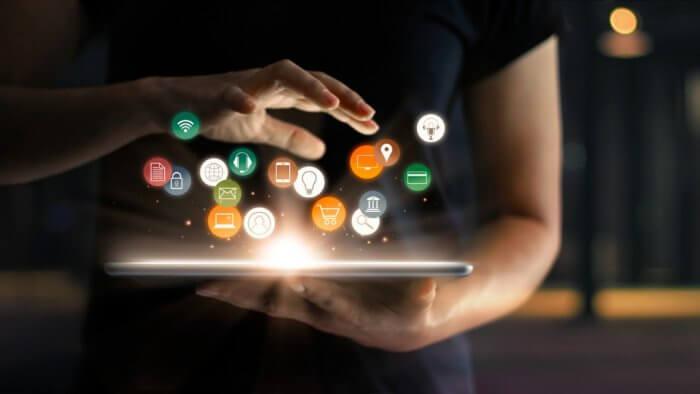 Power of digital marketing image