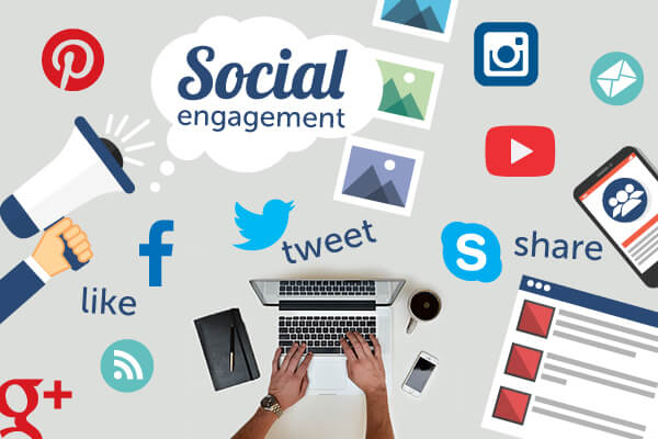 Social Engagement image