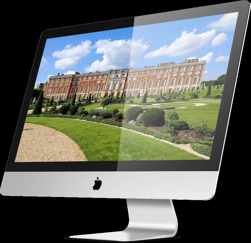 Image of Hampton Court Place, Surrey