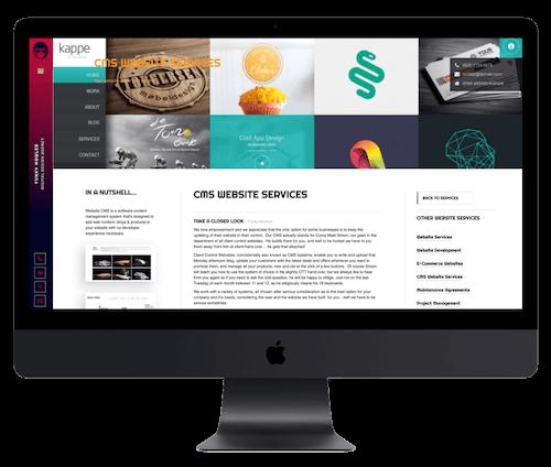 UX Designed Websites