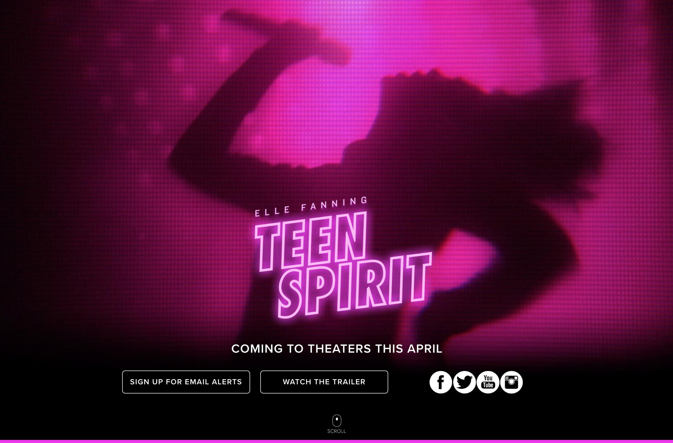 Teen Spirit Screengrab