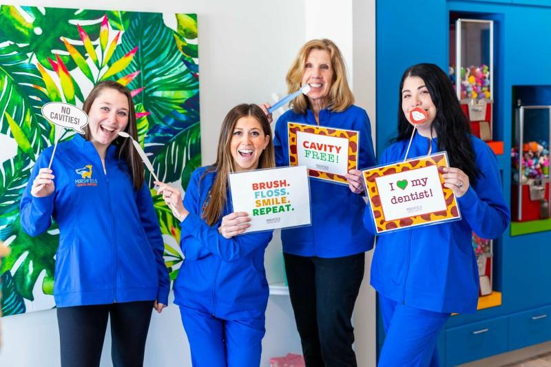 Marshfield Pediatric Dentistry team