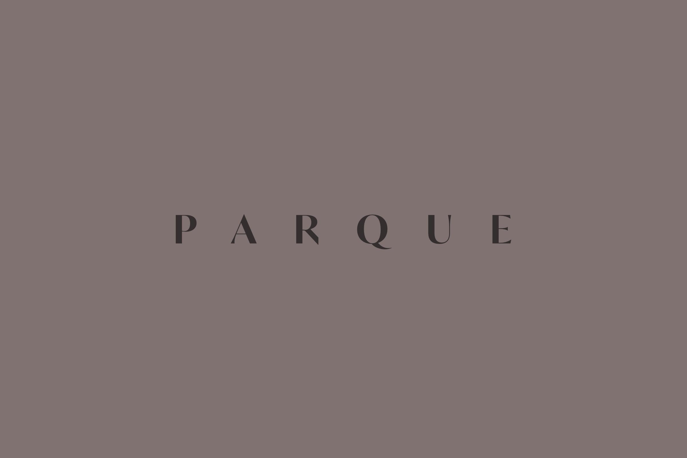 Parque logo.
