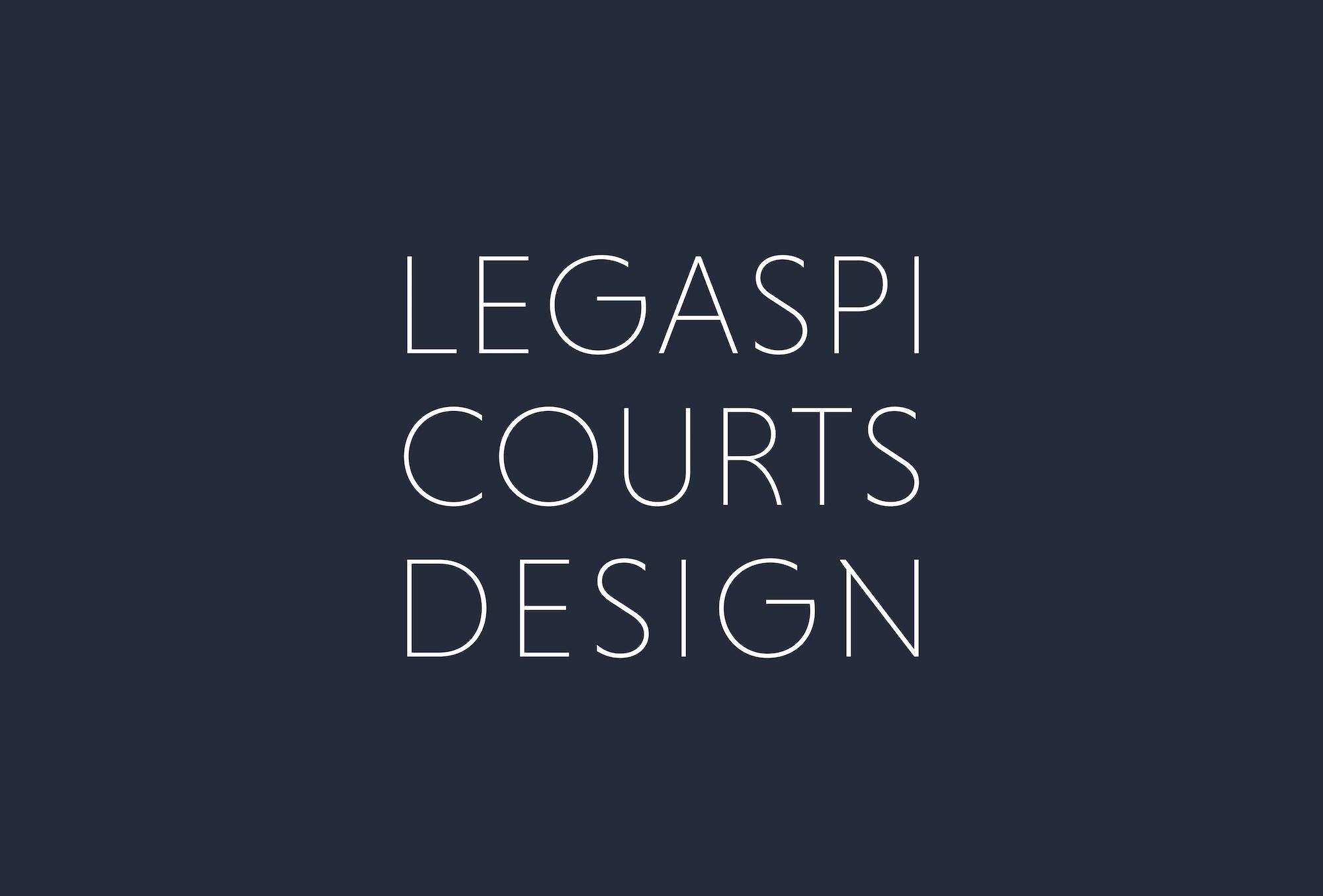 Legaspi Courts Design