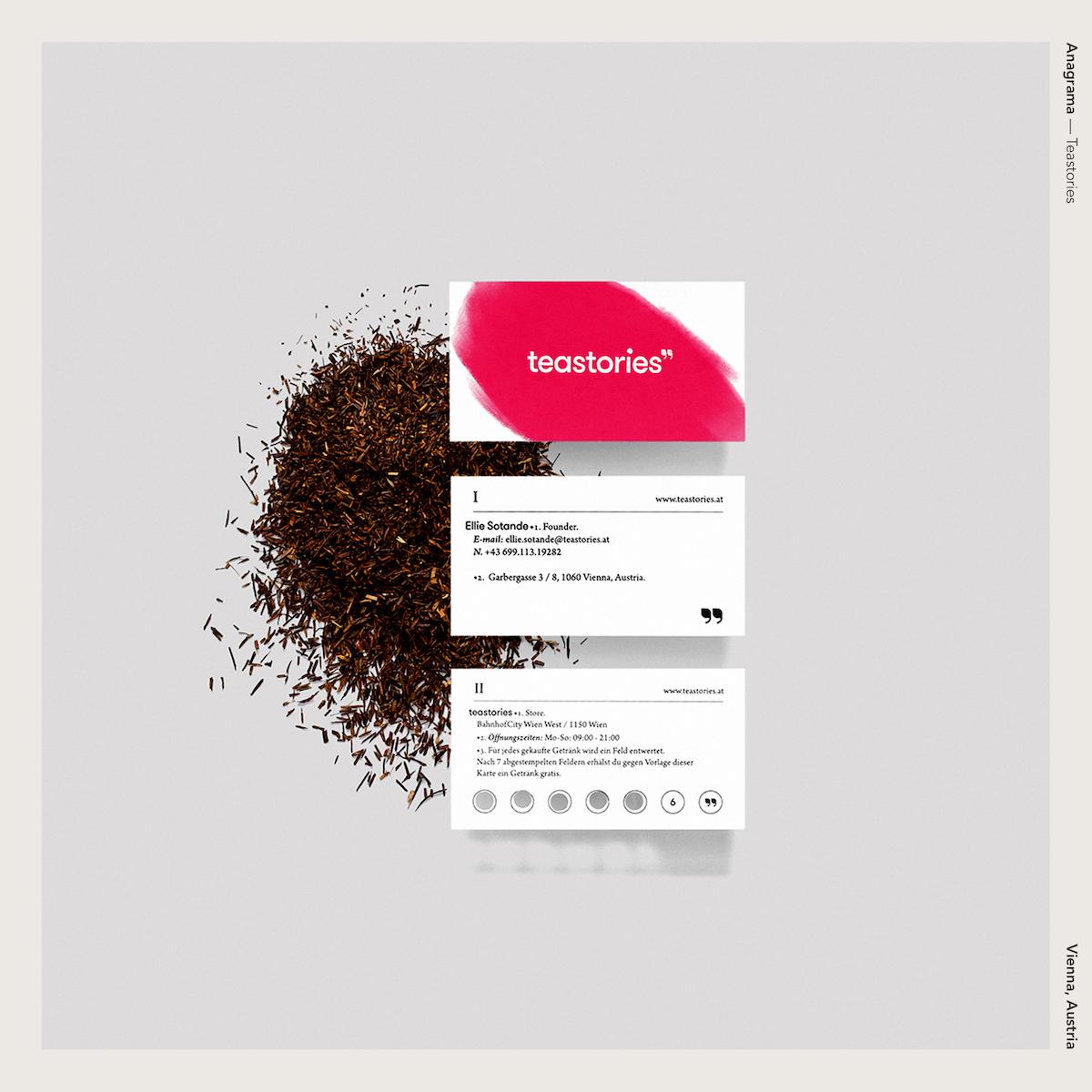 Anagrama — Teastories