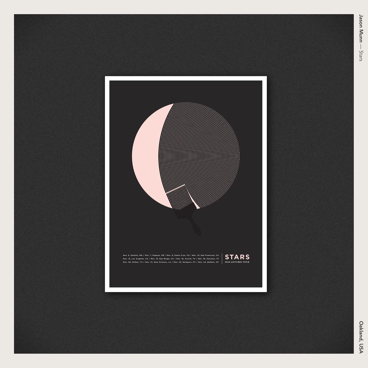 Jason Munn — Stars