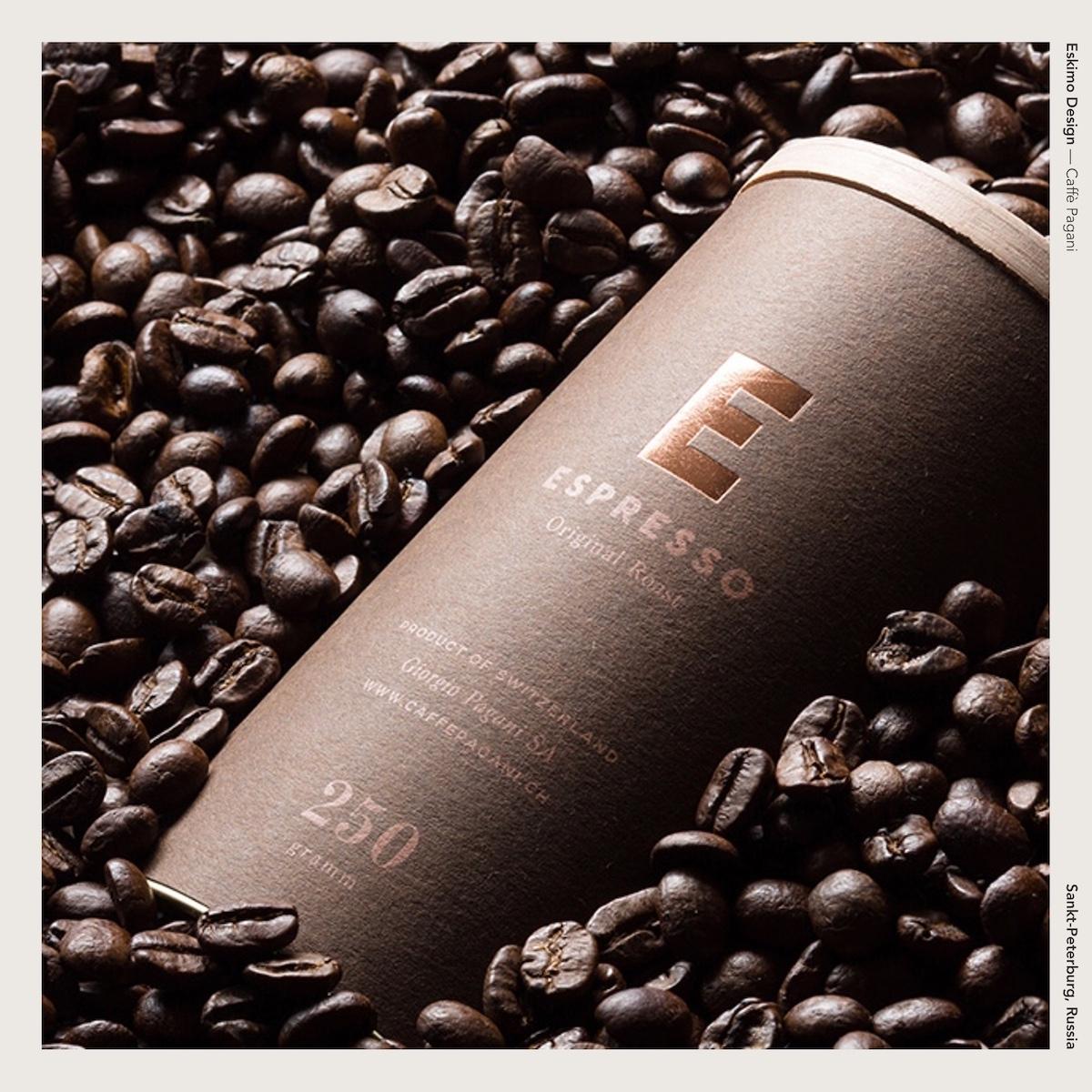Eskimo Design —Caffè Pagani