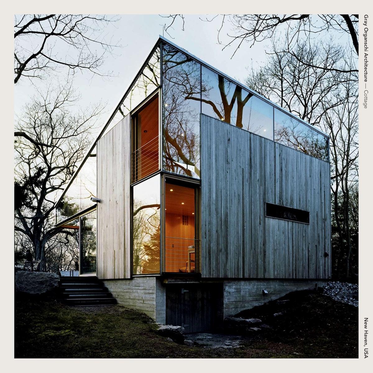 Gray Organschi Architecture —Cottage