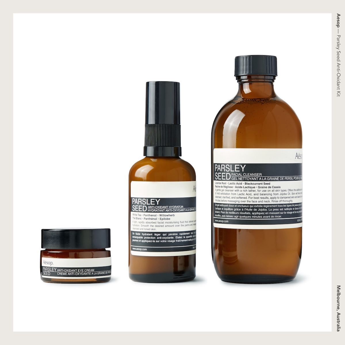 Aesop — Parsley Seed Anti-Oxidant Kit