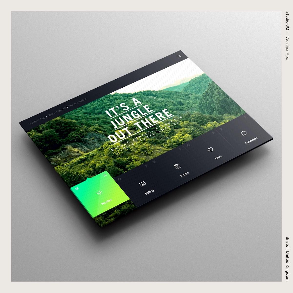 Studio-JQ —Weather App