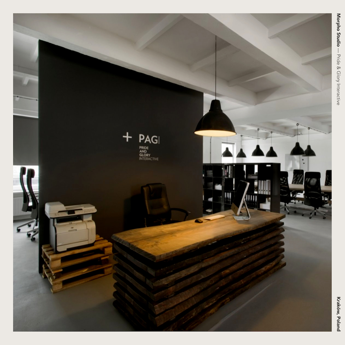 Morpho Studio — Pride & Glory Interactive