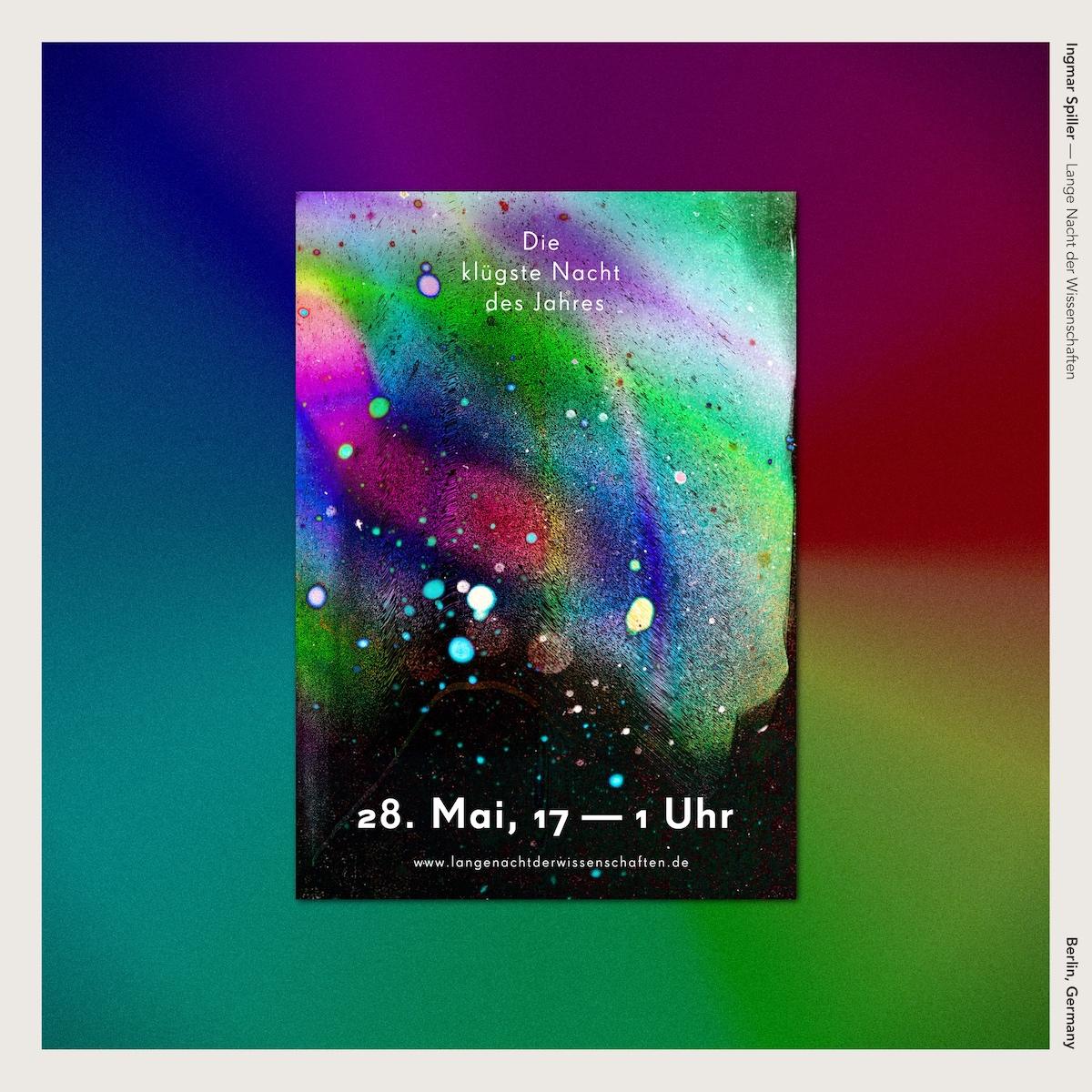 Ingmar Spiller —Lange Nacht der Wissenschaften