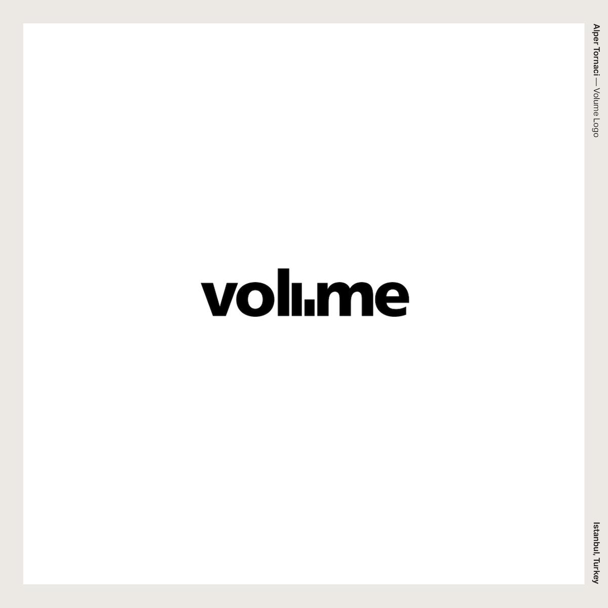 Alper Tornaci — Volume Logo