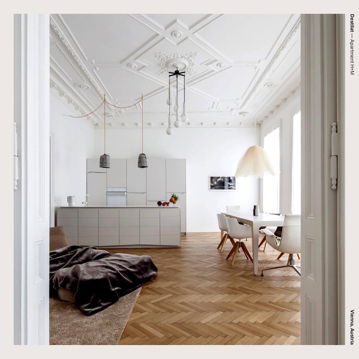 Destilat — Apartment H+M