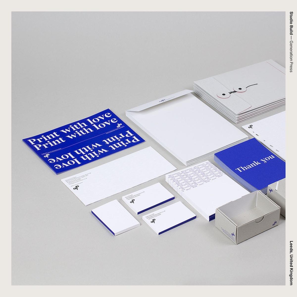 Studio Build — Generation Press