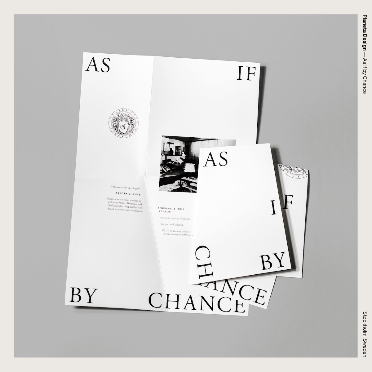 Planeta Design — As If by Chance
