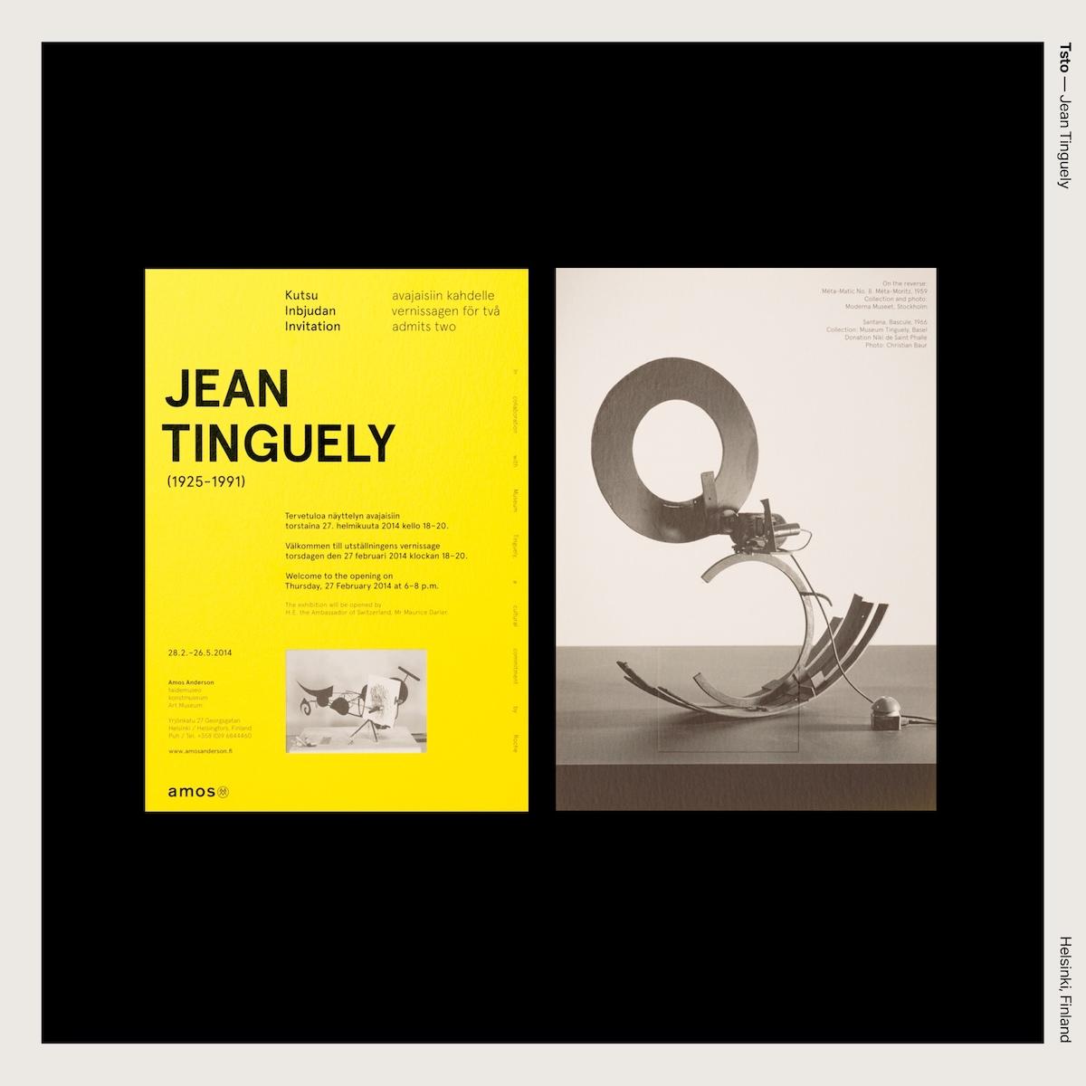 Tsto — Jean Tinguely