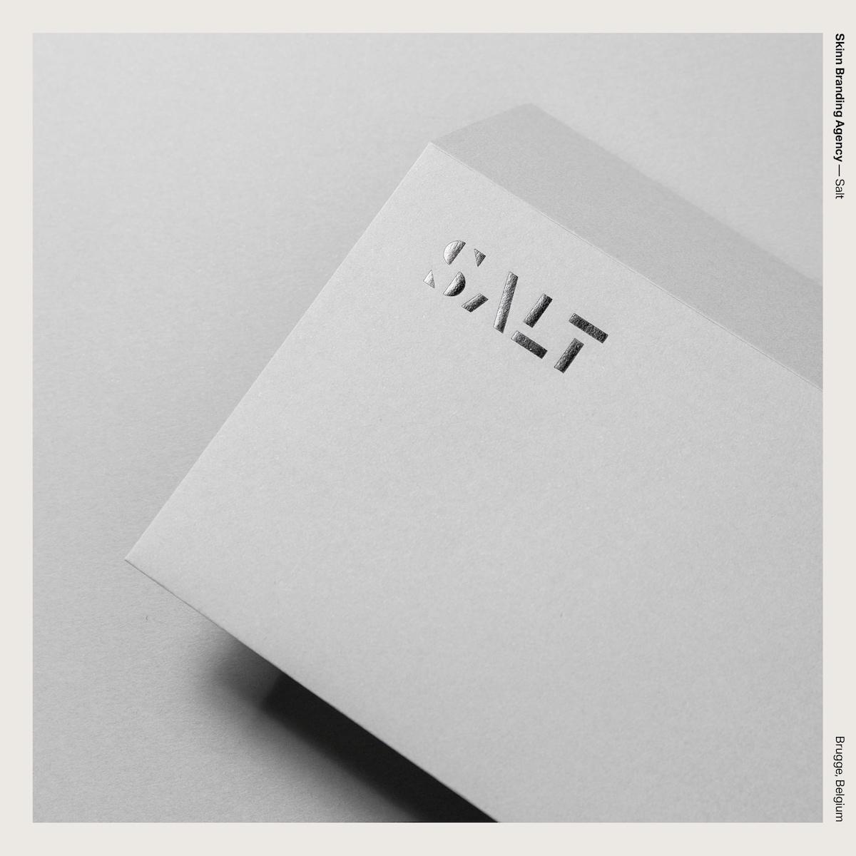 Skinn Branding Agency — Salt