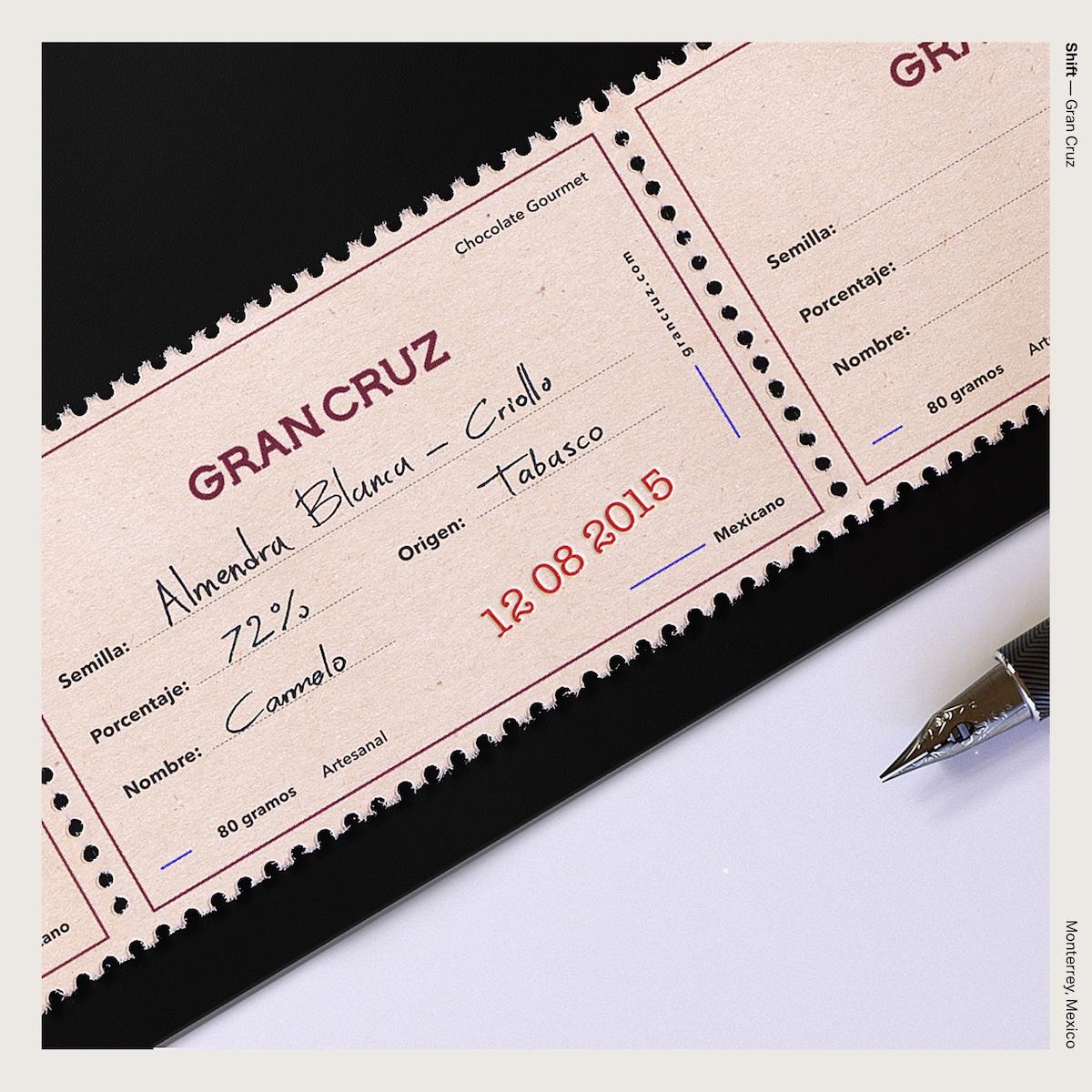 Shift — Gran Cruz