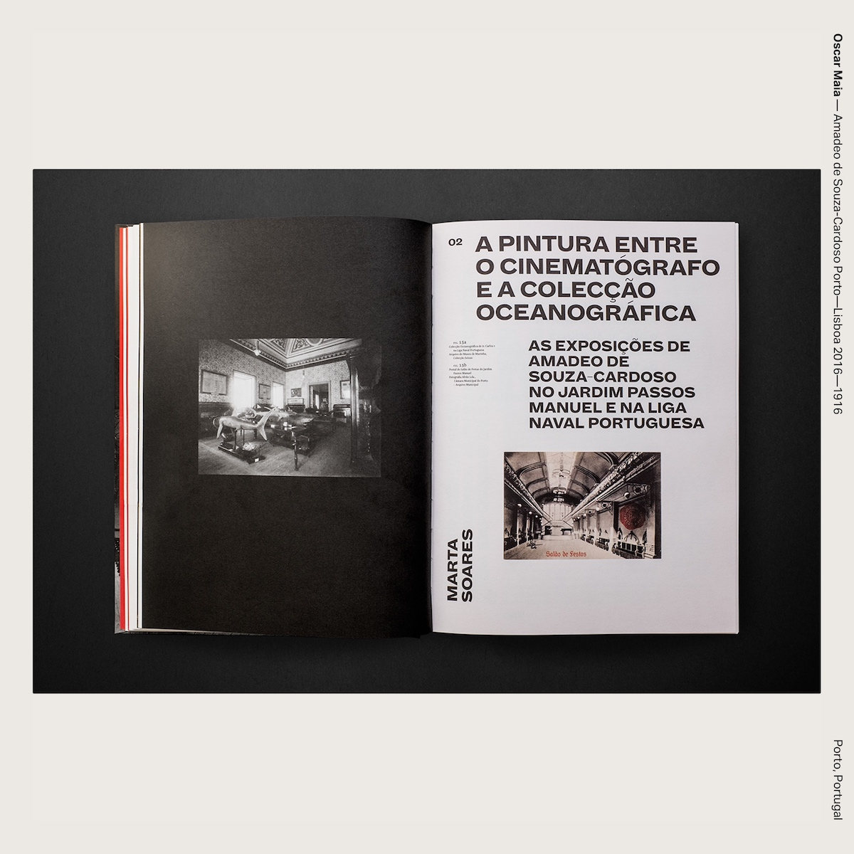 Oscar Maia — Amadeo de Souza-Cardoso Porto—Lisboa 2016—1916
