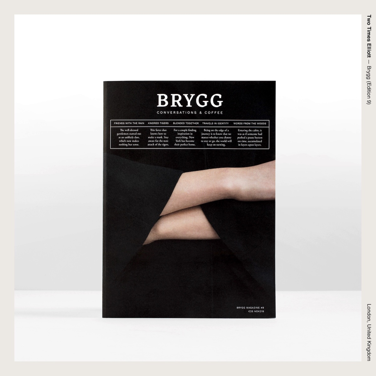 Two Times Elliott — Brygg (Edition 9)