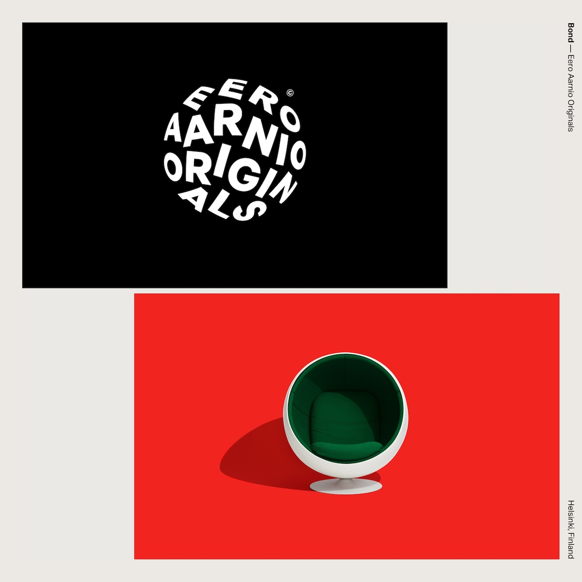 Bond — Eero Aarnio Originals