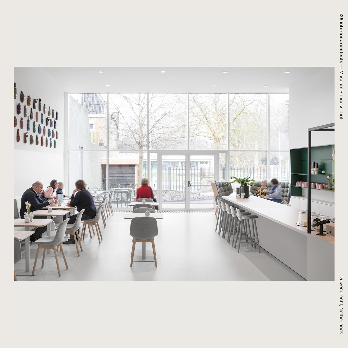i29 interior architects — Museum Princessehof