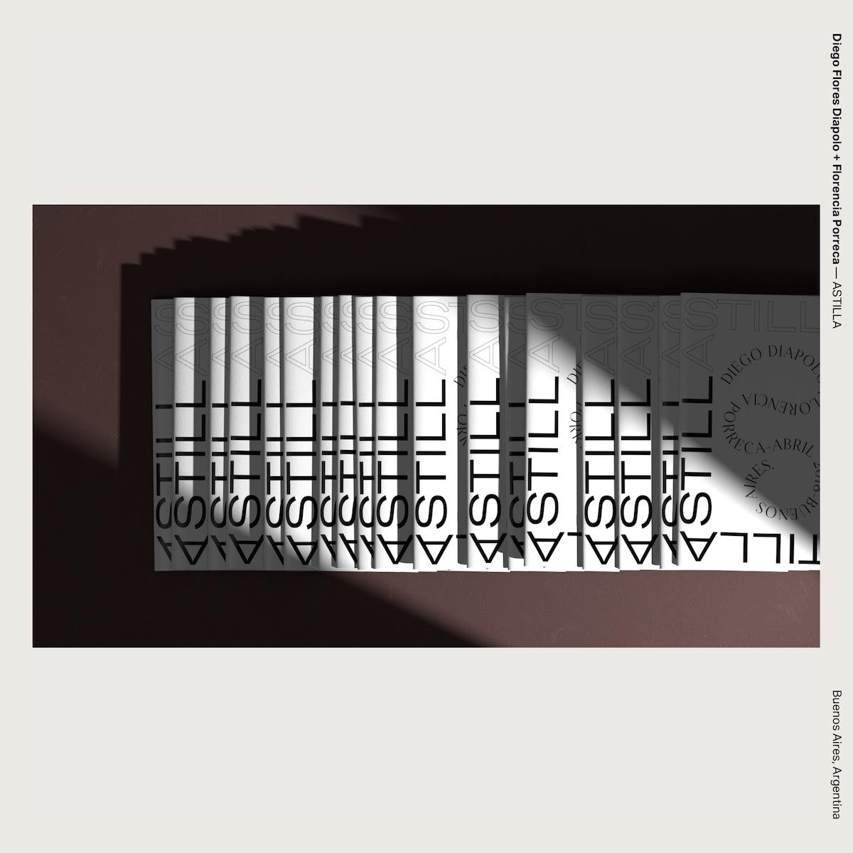 Diego Flores Diapolo + Florencia Porreca — ASTILLA