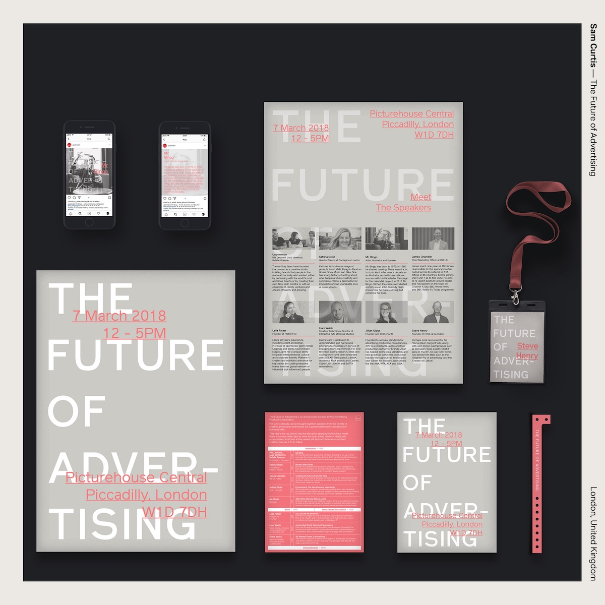 Sam Curtis — The Future of Advertising