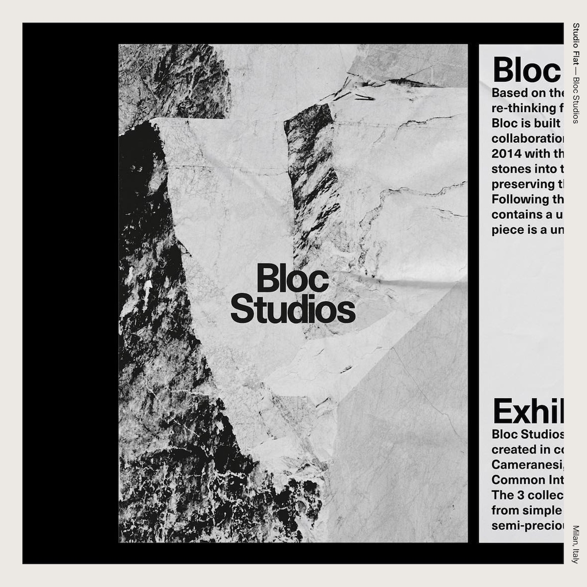 Studio Flat — Bloc Studios