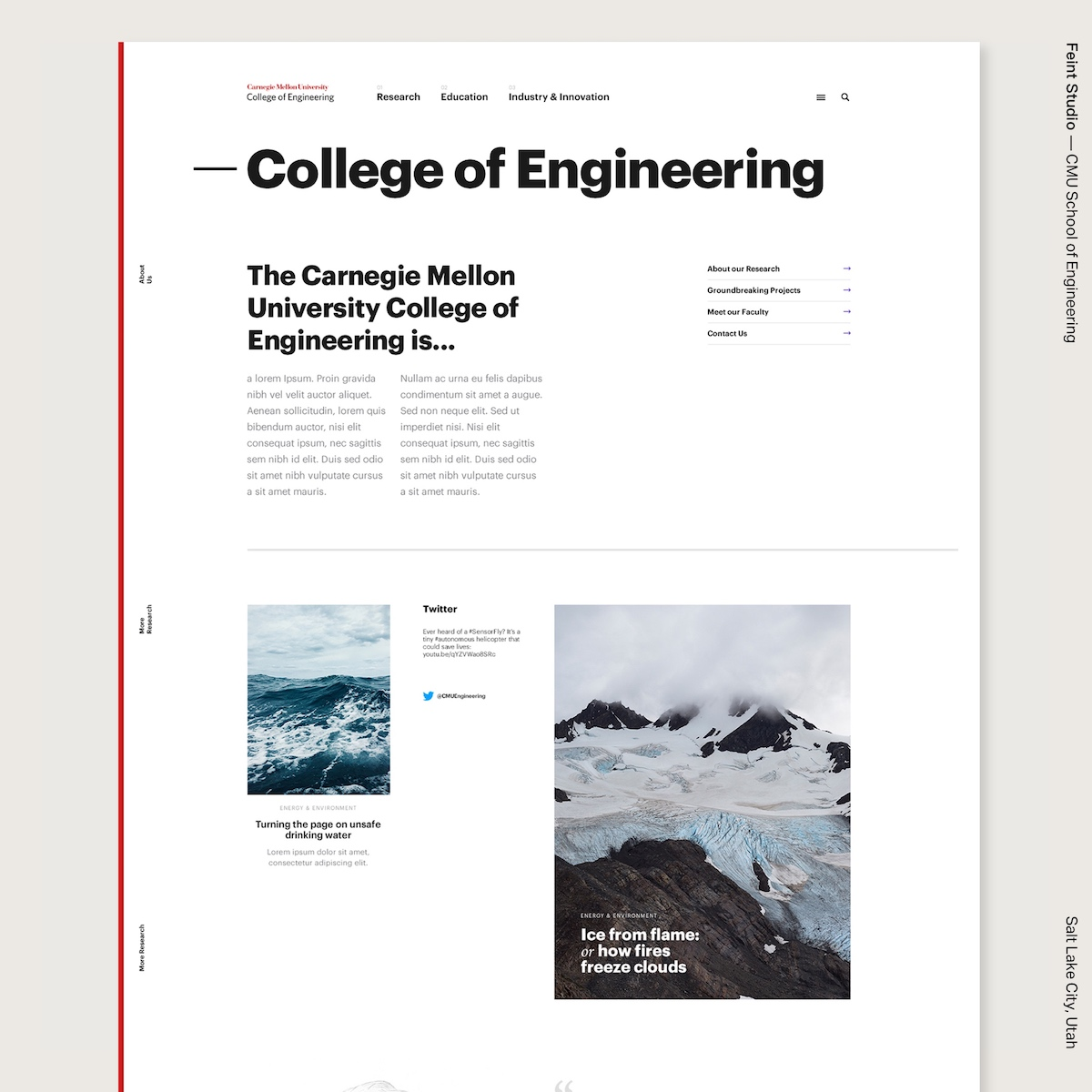 Feint Studio — CMU School of Engineering