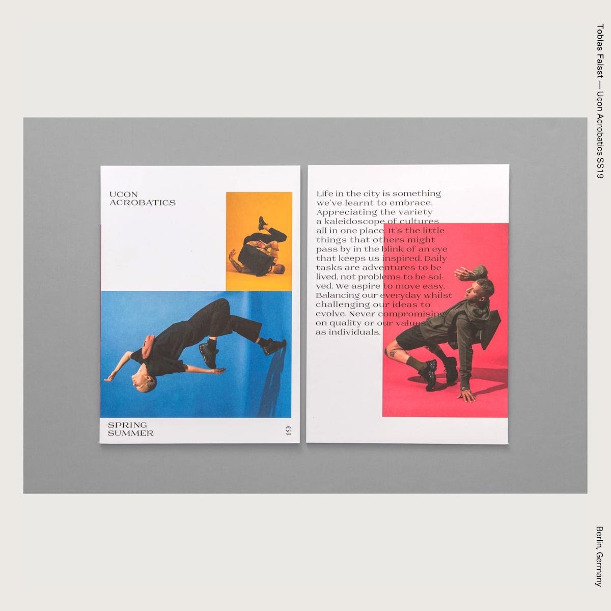 Tobias Faisst — Ucon Acrobatics SS19
