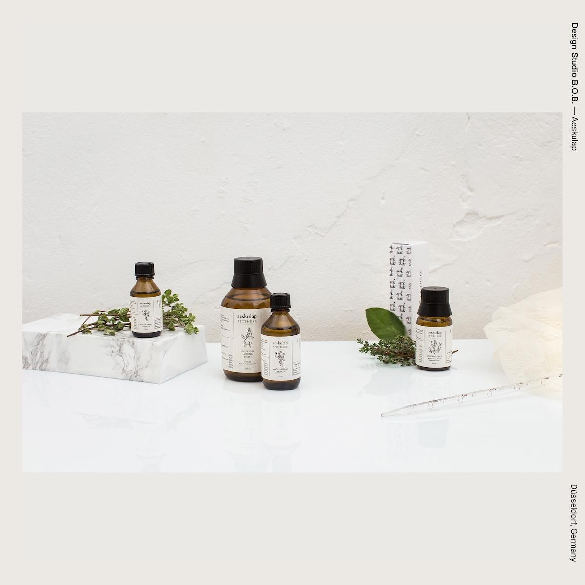 Design Studio B.O.B. — Aeskulap