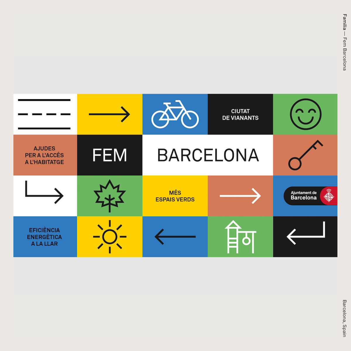 Familia — Fem Barcelona