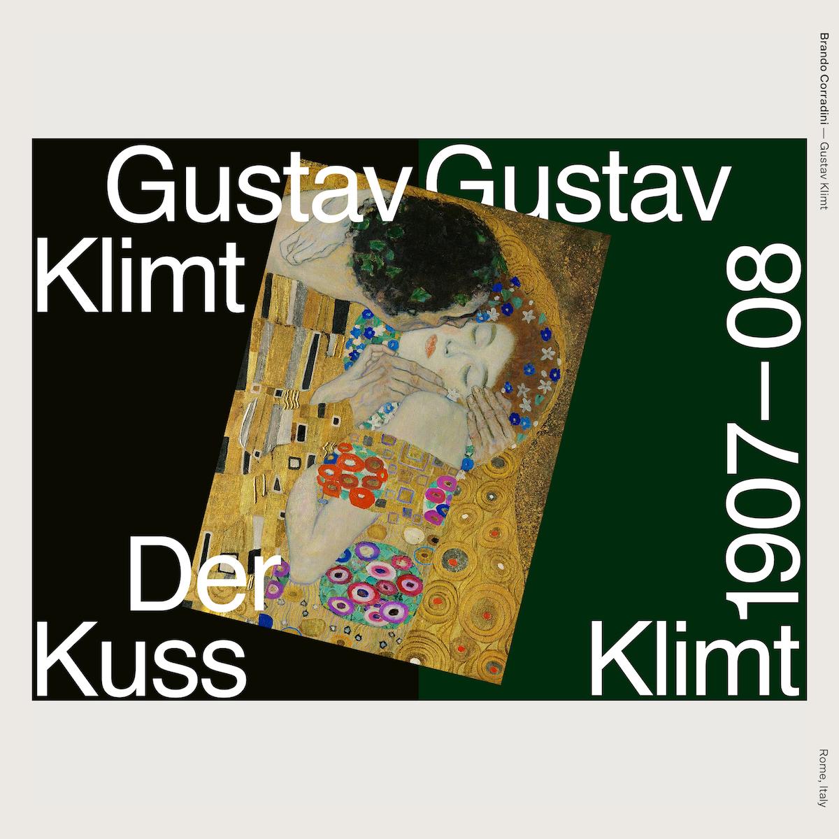 Brando Corradini — Gustav Klimt